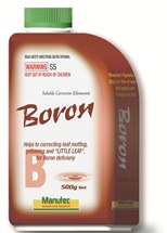 boron 500g bottle